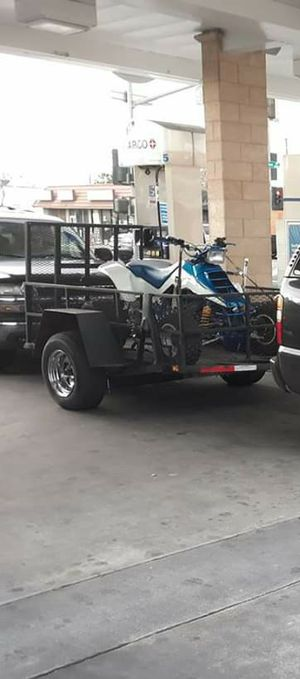 Trailer for sale trailer only. Best offer take it for Sale in San Bernardino, CA