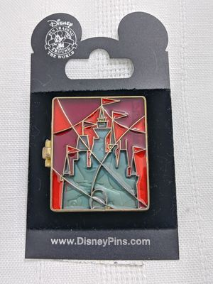 NEW Authentic DisneyPin Aurora Sleeping Beauty Hinged 3D Pin 2007 for Sale in Homestead, FL