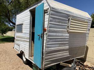 1965 Aristocrat Travelier Vintage Camper Trailer- 14' x 8' for Sale in Chandler, AZ