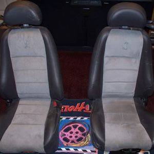 2004 Ford Mustang Cobra Seat Set (Truly Mint!) for Sale in Wichita, KS