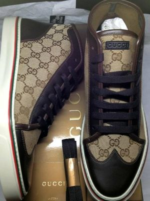 Gucci wingtip mid top 💯 brand new for Sale in Philadelphia, PA