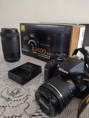 Nikon D3400 Camera 📷 for Sale in Los Angeles, CA