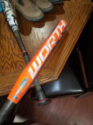 Softball bats for Sale in Kingsburg, CA