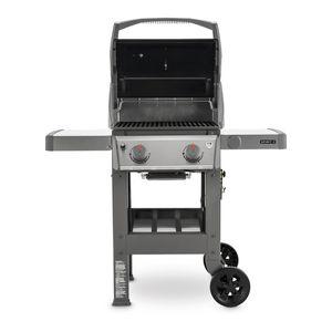 Weber Spirit II E-210 Liquid Propane Grill 2 burners (Black) for Sale in Los Angeles, CA