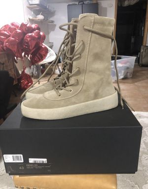 Yeezy Season 4 Crepe Boots for Sale in Philadelphia, PA