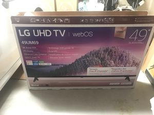 LG smart tv for Sale in Tulare, CA