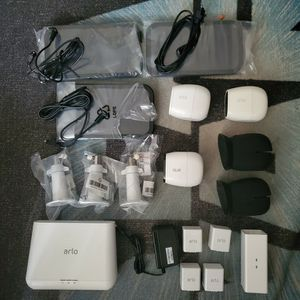 Arlo Pro 2 System w/ 3 Cameras and more! for Sale in Hayward, CA