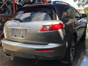 2003 2004 2005 2006 2007 2008 INFINITI FX35 FX45 PARTS PART OUT! for Sale in Fort Lauderdale, FL