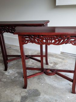 ASAP Set Of 2 Entrance Wall Console Table for Sale in Lynnwood,  WA