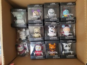 Nightmare Before Christmas Vinylmation for Sale in Lakeside, CA