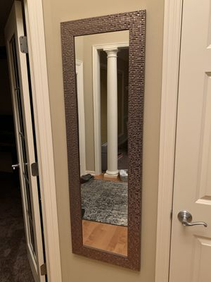 Wall Mirror 53x17 for Sale in Galena, OH