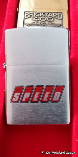 Zippo vintage speed brushed metal. Lighter for Sale in Nashville, TN