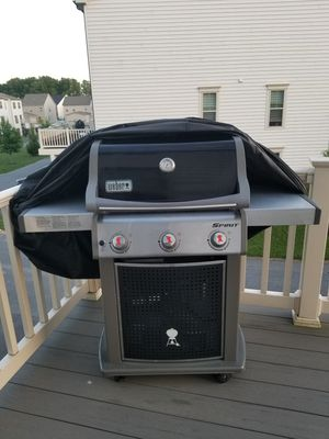 Weber Grill for Sale in Aspen Hill, MD