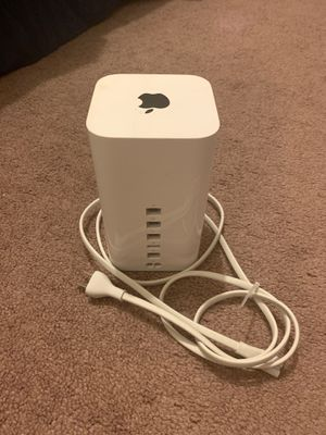 Apple A1470 AirPort Time Capsule (5th Generation) 2TB In Box #D1U0 for Sale in Richmond, CA