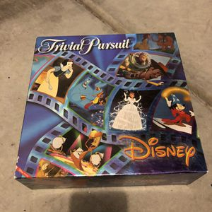 Old Disney Trivial Pursuit Board Game for Sale in Las Vegas, NV
