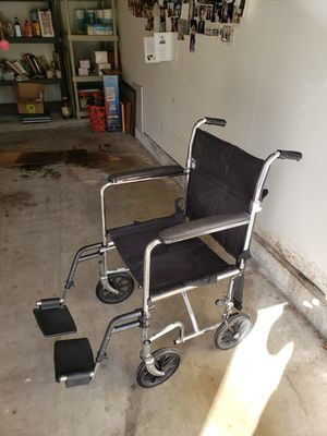 Foldable wheelchair for Sale in Laguna Hills, CA