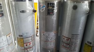 For sale water heater today for 320 whit installation included for Sale in Loma Linda, CA