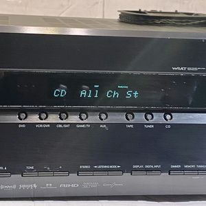 Onkyo TX-SR605 7.1 Surround Sound Home Theater A/V Receiver HDMI Dolby True HD for Sale in Scottsdale, AZ