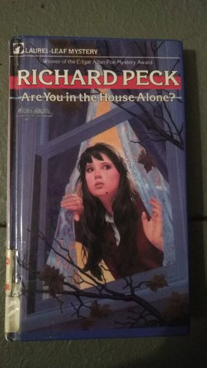 Are you in the house alone? Book for Sale in Missoula, MT