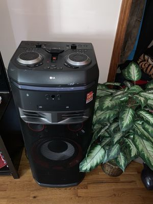 LG Party Speaker for Sale in Durham, NC