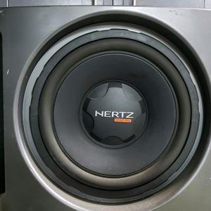 Hertz Subwoofer 12' for Sale in San Diego, CA
