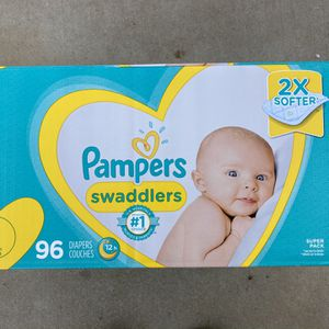 Pampers Size 1 for Sale in Riverside, CA