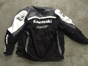 Kawasaki Motorcycle jacket 4xl for Sale in Pickerington, OH