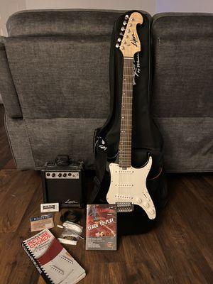Lyon Starter Guitar Kit $55 OBO for Sale in Las Vegas, NV