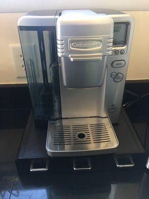 Cuisinart Premium Single Serve Coffeemaker for Sale in Alexandria, VA