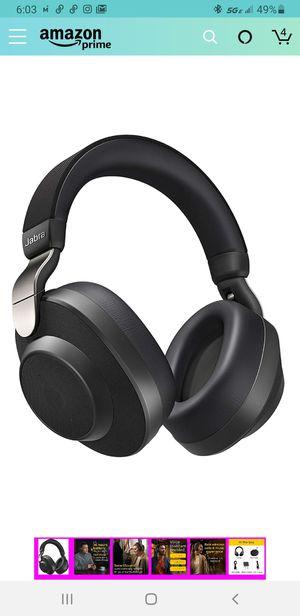 Jabra Elite 85h Wireless Noise-Canceling Headphones, Titanium Black – Over Ear Bluetooth Headphones Compatible for Sale in Las Vegas, NV