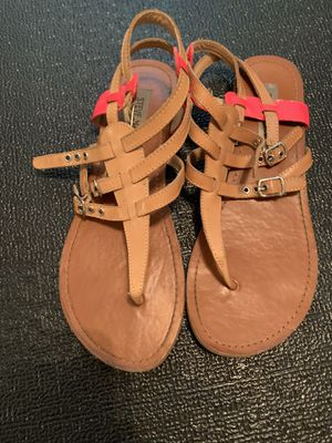 Steve Madden gladiator sandals for Sale in Boca Raton, FL
