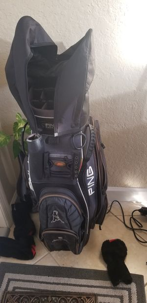 Golf club with bag for Sale in Coral Springs, FL