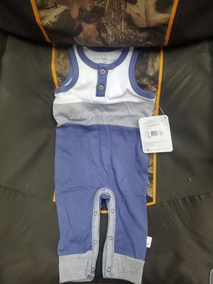 3-6 months Burts Bees Baby outfit for Sale in Waterford, PA