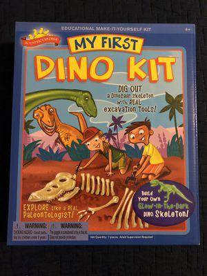 My first Dinosaur Kit for Sale in Norwalk, CA