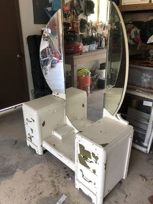 Antique vanity for Sale in Wenatchee, WA