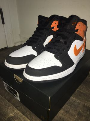 AIR JORDAN 1 MID SHATTERED BACKBOARD SIZE 9 DEADSTOCK for Sale in Altamonte Springs, FL