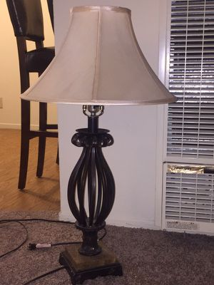 Table lamp for Sale in Hawthorne, CA