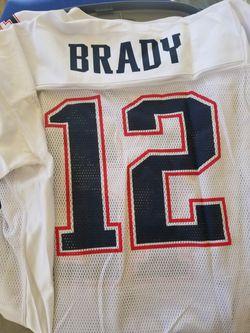 New England Patriots Reebok Tom Brady Jersey for Sale in San Diego,  CA