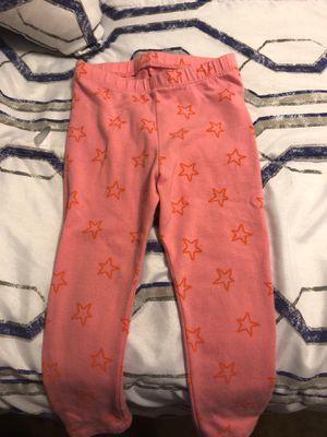 Pink with orange star leggings for Sale in San Antonio, TX
