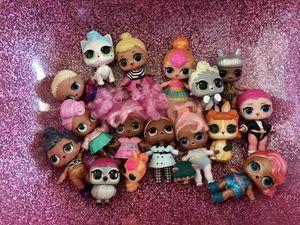 LOL dolls & LOL pop up shop for Sale in Miami, FL