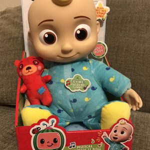 Cocomelon Bedtime JJ Doll for Sale in Los Angeles, CA