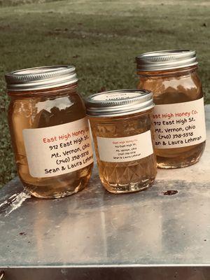 Fresh Honey! 🍯 for Sale in Mount Vernon, OH