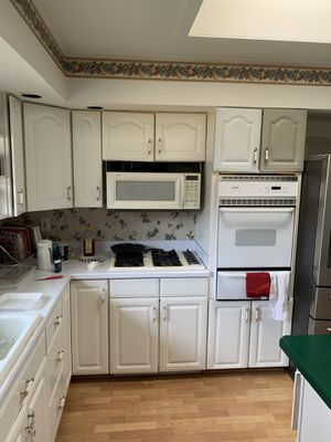 Full huge kitchen, with island and some appliances if needed for Sale in Livonia, MI