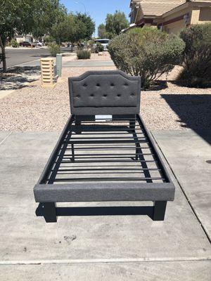 TWIN BED FRAME for Sale in Phoenix, AZ