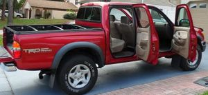 For sale 2003 Toyota Tacoma SR5Wheelsss-CleanTitle for Sale in Baltimore, MD