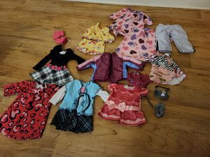 American doll clothes for Sale in North Highlands, CA