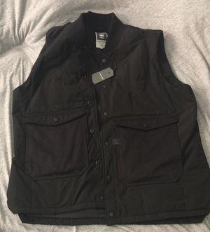 G- Star Black Vest for Sale in Gaithersburg, MD