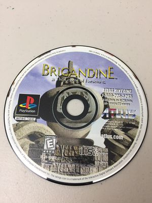 Brigandine PlayStation for Sale in Bellevue, WA