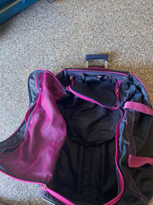 Nautica rolling duffle bag for Sale in Houston, TX