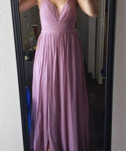 Bridesmaid Dress Worn Once! Size 10 for Sale in Stanford,  CA